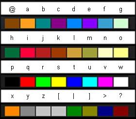 Bunte Namen Wolfensteincityplayersde Downloads Infos Und - Minecraft farbige namen andern